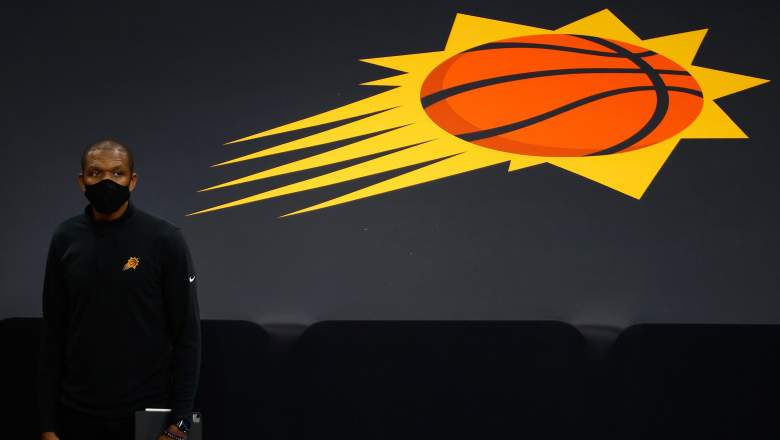 James Jones, Suns