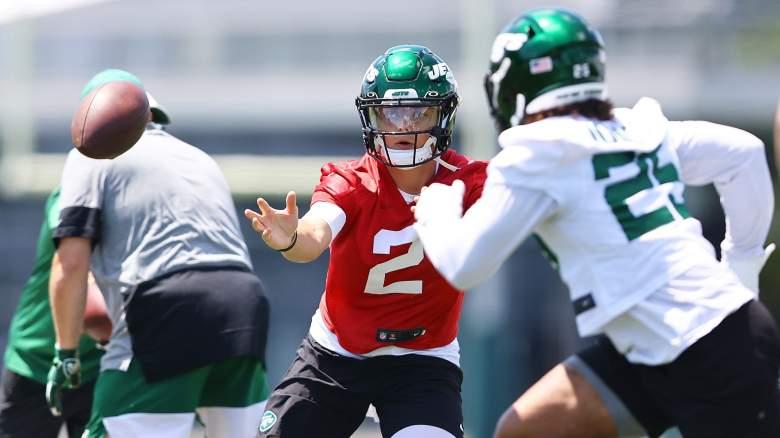 Zach Wilson Jets