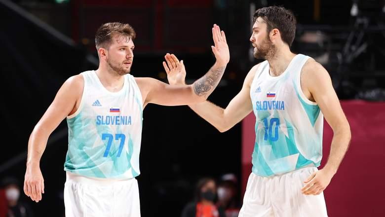 Spain Slovenia basketball watch