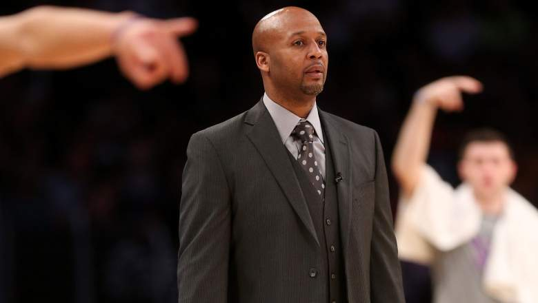 Brian Shaw Clippers