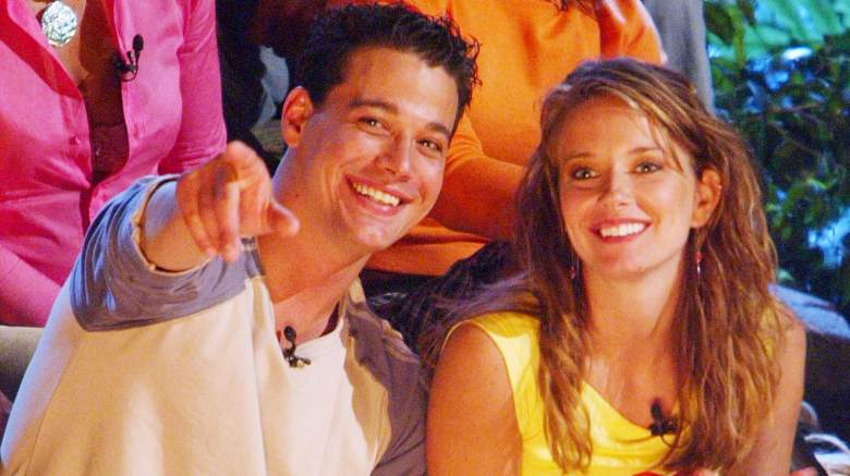 'Survivor All-Stars' Boston Rob Mariano and Amber Brkich at the all-stars finale in Madison Square Garden