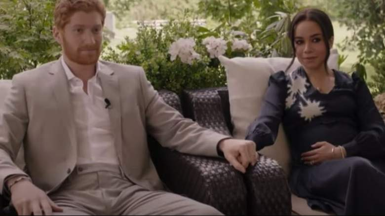 Prince Harry and Meghan Lifetime movie