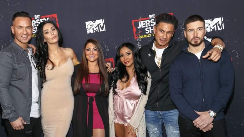 Cast of Jersey Shore