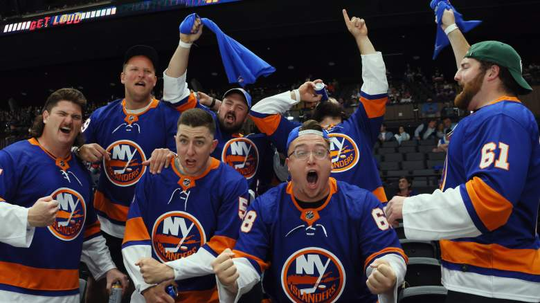 New York Jets Islanders games