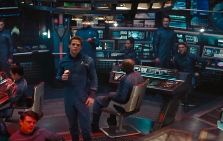 Kobayashi Maru scene from Star Trek 2009