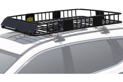 leader accessories roof rack