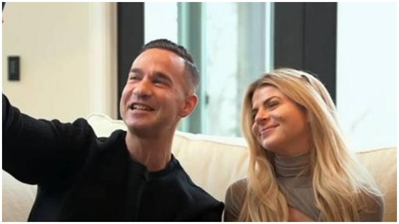 Mike and Lauren Sorrentino