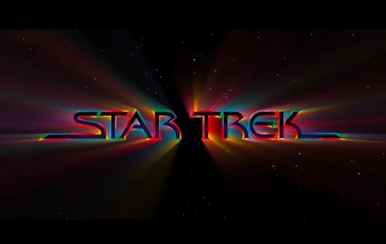 """Logo for """"Star Trek: The Motion Picture"""""""
