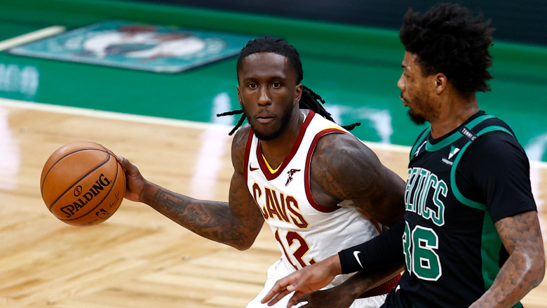 Taurean Prince Celtics Cavs