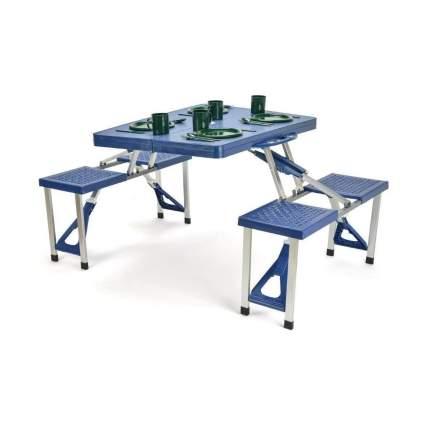 Trademark Innovations Portable Folding Picnic Table
