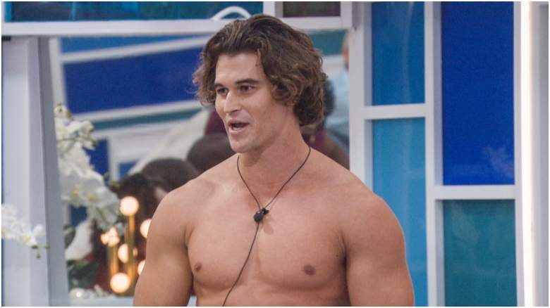Travis Long on Big Brother
