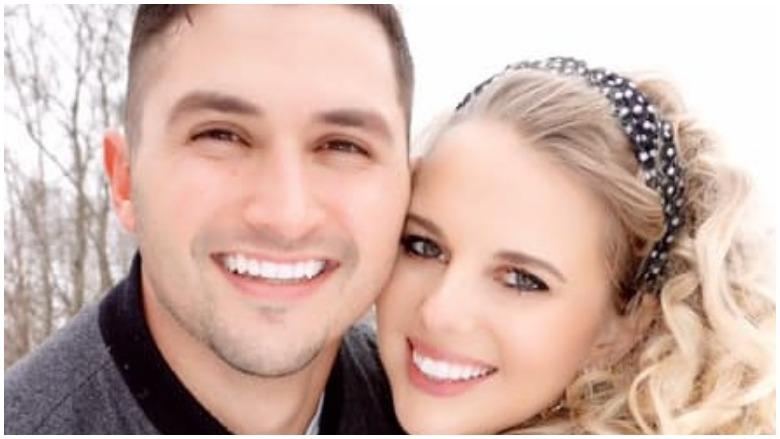 Victor Arroyo and Nicole Franzel