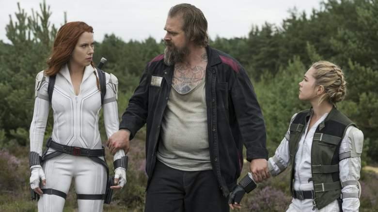 "Natasha, Alexei and Yelena in ""Black Widow"""