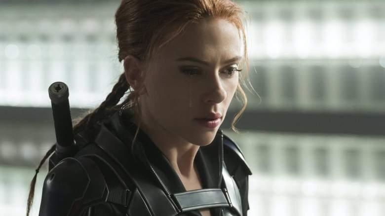 """Natasha Romanoff in """"Black Widow"""""""