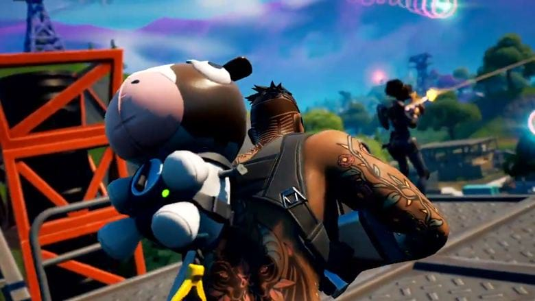 fortnite inflate a bull disabled