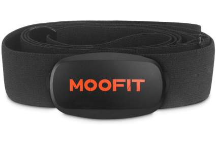 moofit heart rate monitor