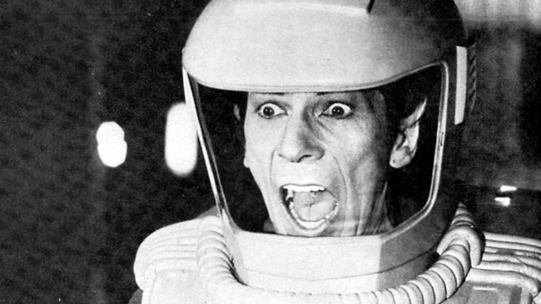 "Leonard Nimoy as Spock in ""Star Trek: The Motion Picture"""
