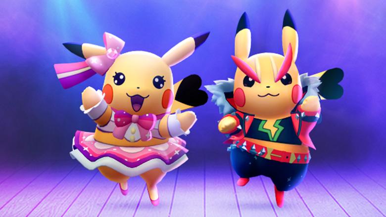 the melody pokemon