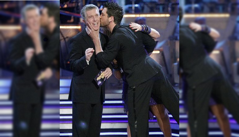 Tom Bergeron and Maks Chmerkovskiy on 'Dancing With the Stars'