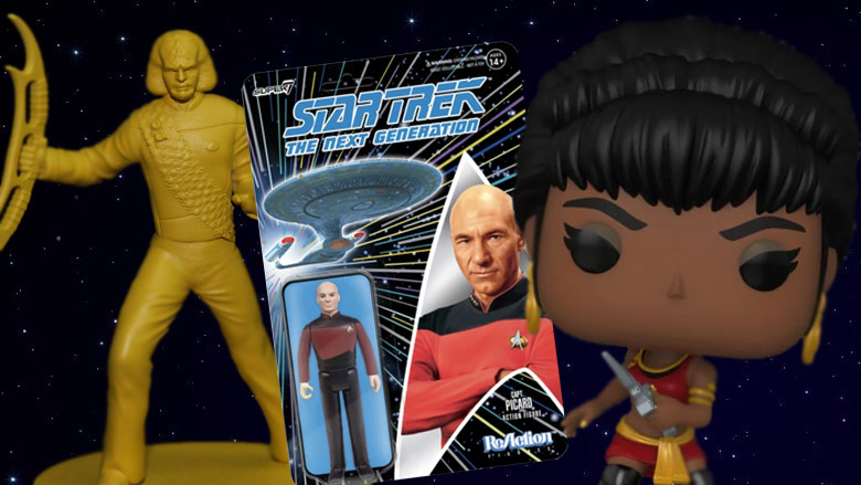 Some new 'Star Trek' collectibles