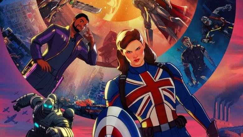 "Marvel Studio's ""What If...?"" poster"