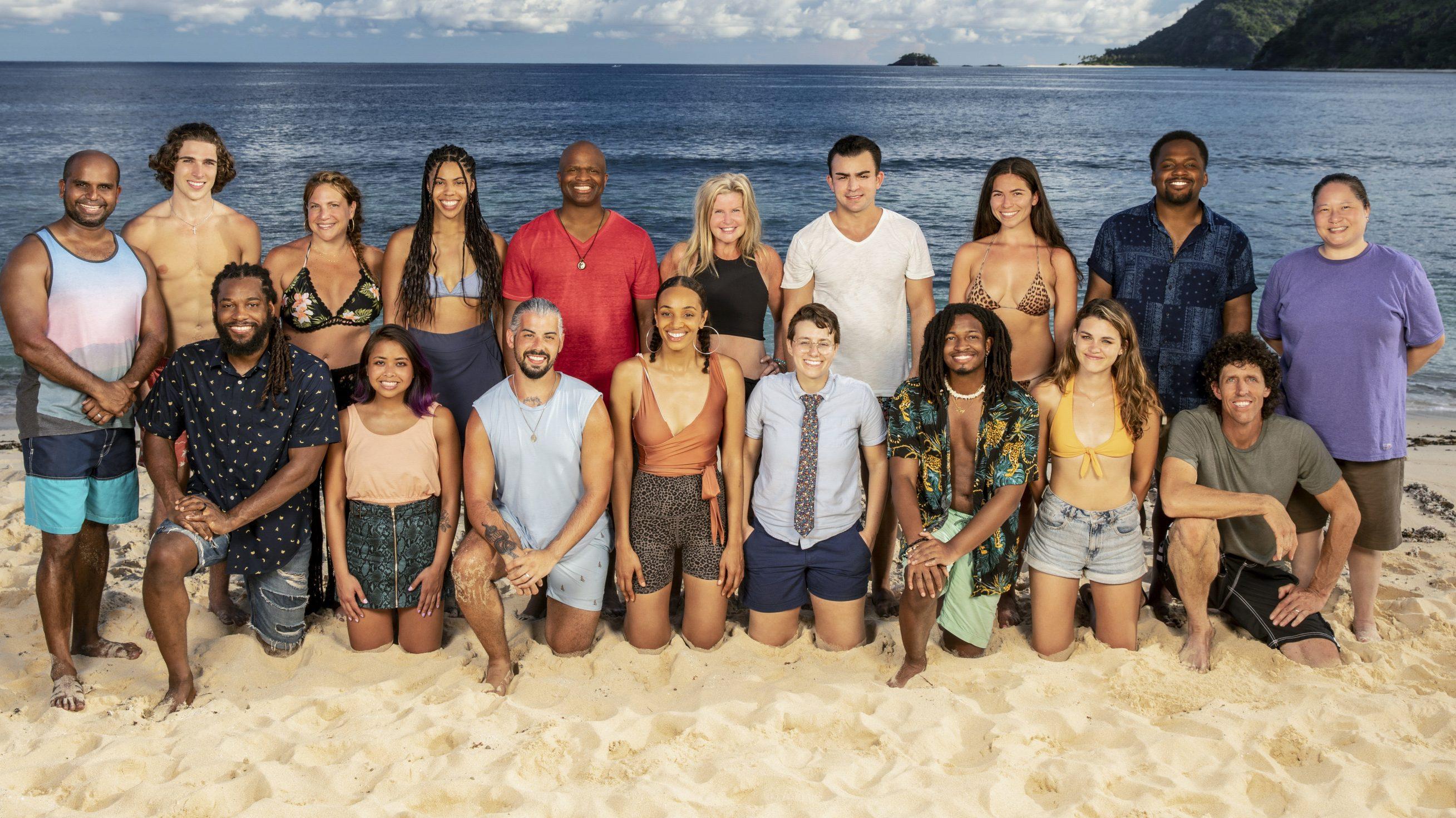 The 'Survivor 41' Cast