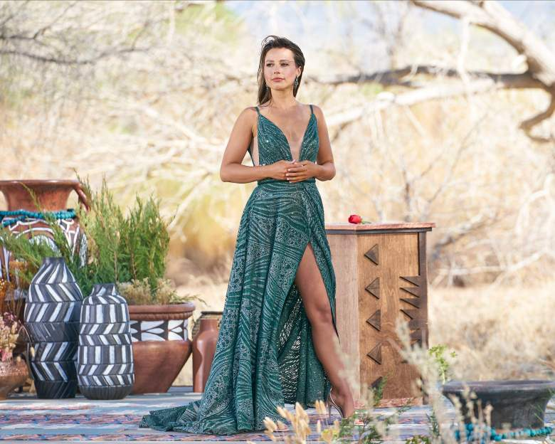 Katie Thurston finale dress.