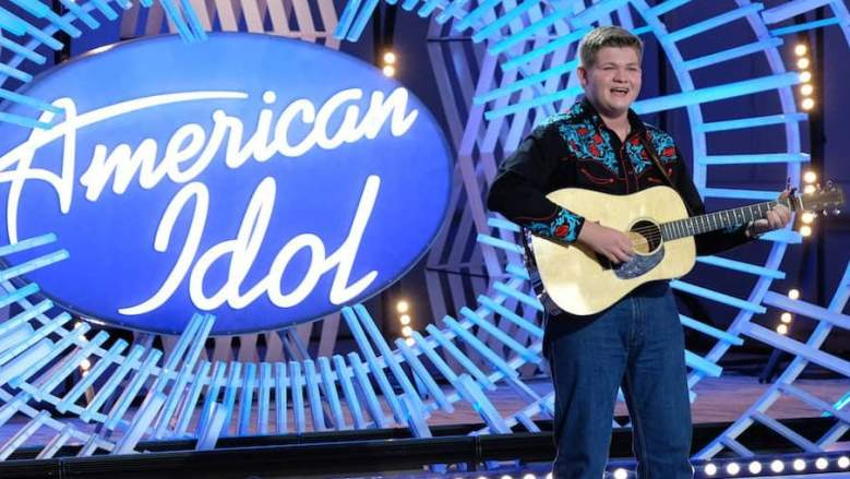 Alex Miller American Idol