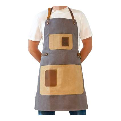 BBQ Butler Canvas Grill Apron