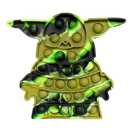 Baby Yoda Pop It Fidget Toy