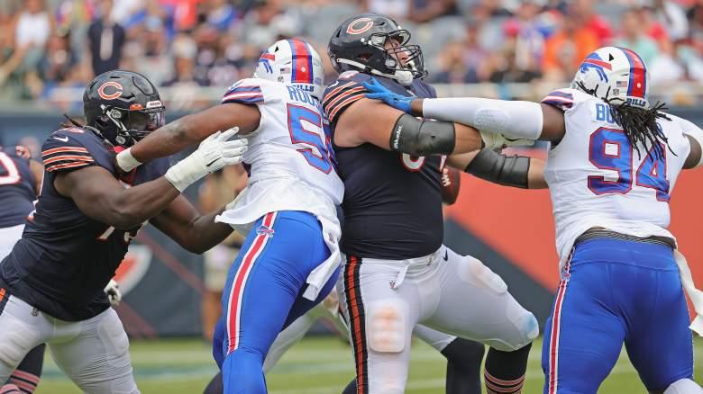 Bills Defensive Line