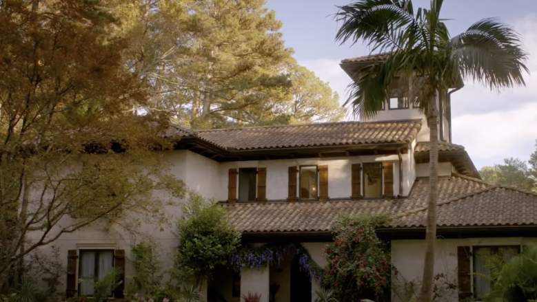 Daniel LaRusso's home