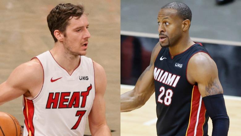 Miami Heat Retains Goran Dragic, Releases Andre Iguodala   Heavy.com