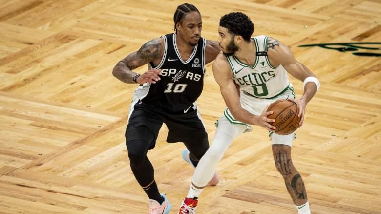 DeMar DeRozan Clippers trade