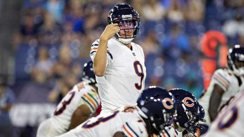 Nick Foles trade Bears