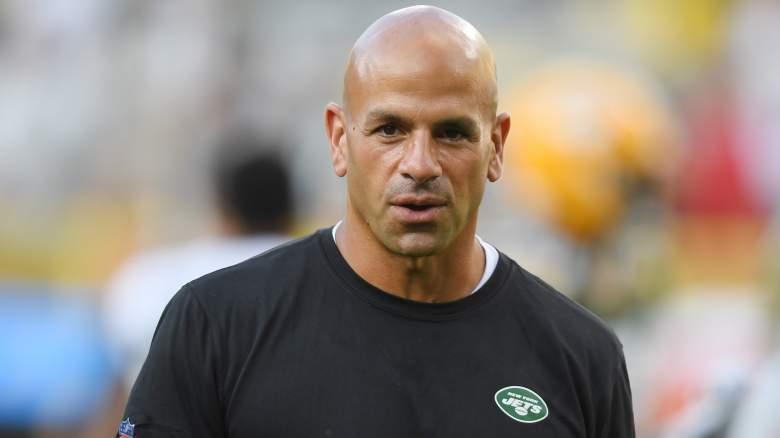 New York Jets Robert Saleh