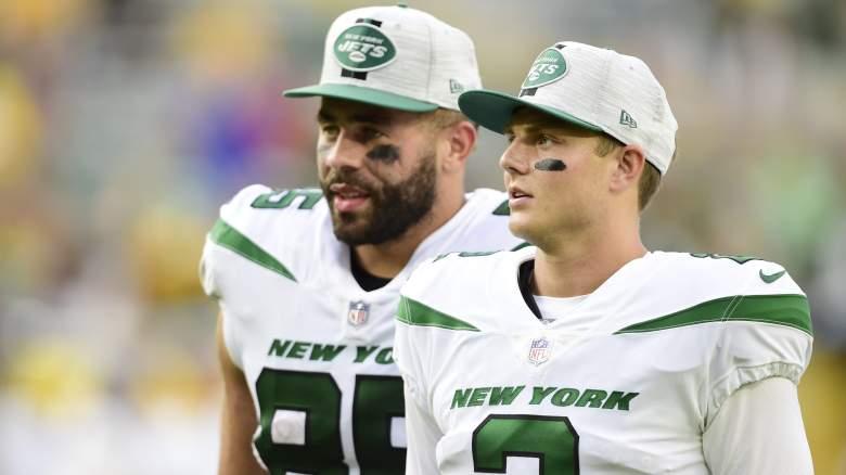 Zach Wilson New York Jets