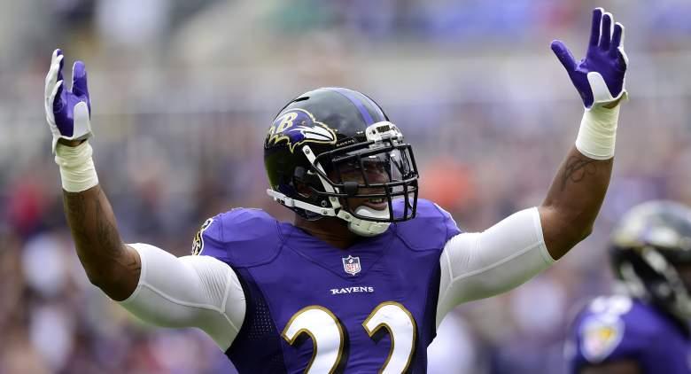 Ravens Jimmy Smith