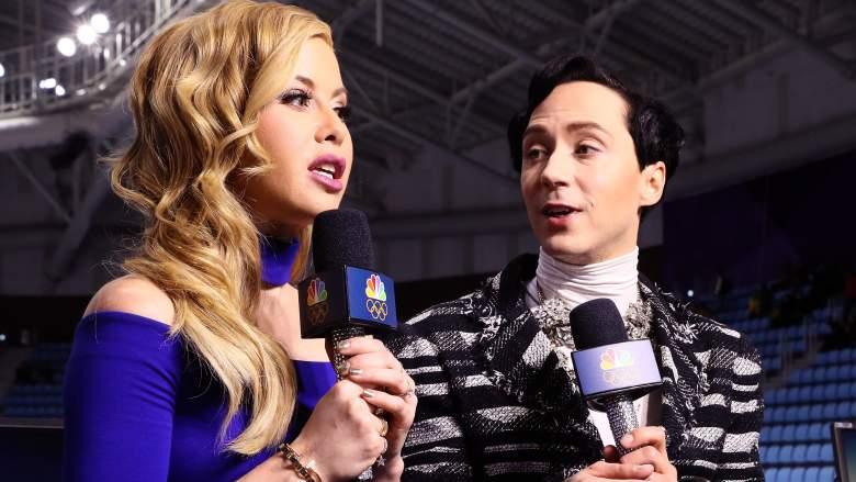 Tara Lipinski and Johnny Weir are hosting NBC's primetime coverage of the 2021 Summer Olympics Closing Ceremony
