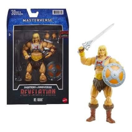 He-Man Revelations He-Man Figure