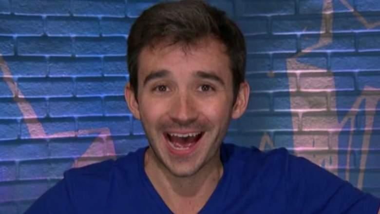 Ian Terry on 'Big Brother' season 22