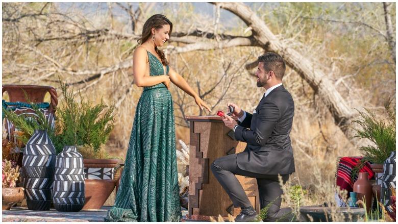 Katie Thurston Blake Moynes Proposal