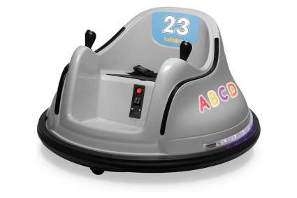 Kidzone 12V 2-Speed Electric Ride On Bumper Car