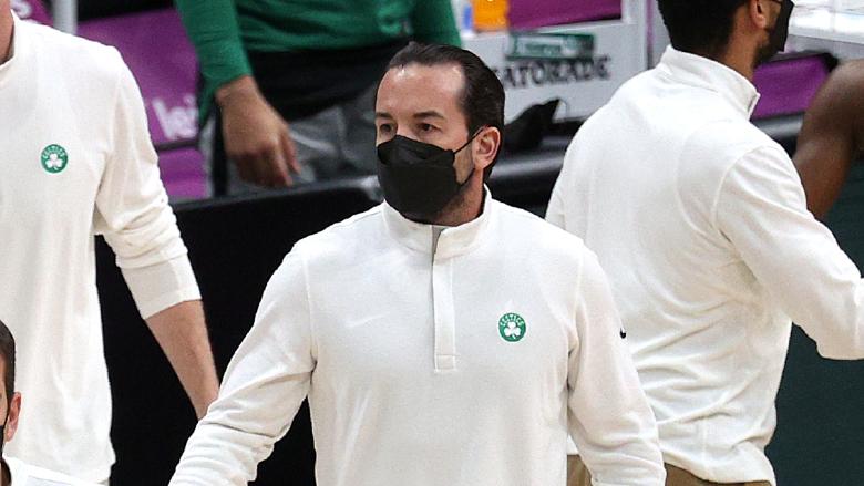 Scott Morrison Celtics