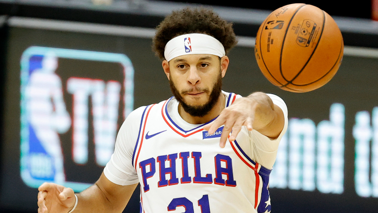 Seth Curry Sixers