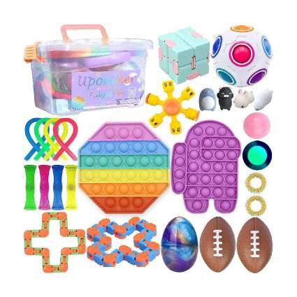 UPOALKER 27-Piece Fidget Toys Set