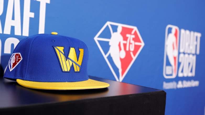 Warriors-Draft-Cap