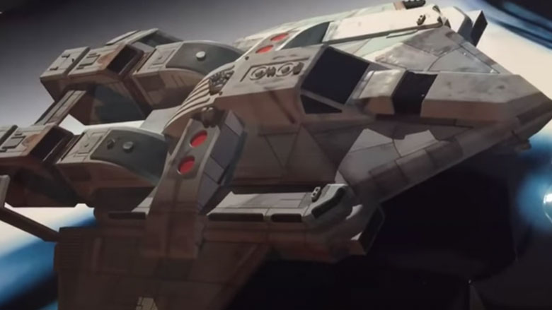 The Federation Attack Fighter