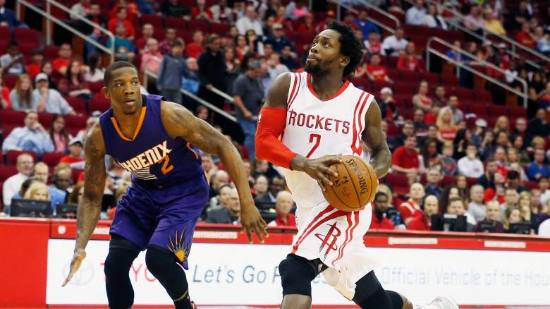 Patrick Beverley and Eric Bledsoe