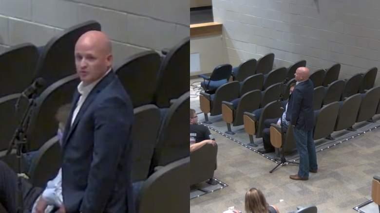 dr sean brooks oxford phd ohio school board meeting phd vaccine video